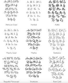 Escolha a sua letra e treine bastante💛(^_^♪) Sponsored Sponsored Choose your lyrics and train hard💛 (^ _ ^ ♪) Calligraphy Fonts Alphabet, Handwriting Alphabet, Handwriting Styles, Hand Lettering Alphabet, Nice Handwriting, Doodle Lettering, Creative Lettering, Calligraphy Doodles, Penmanship