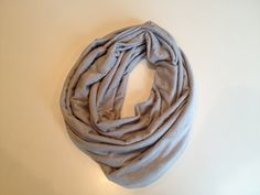 this infinity scarf goes with everything!