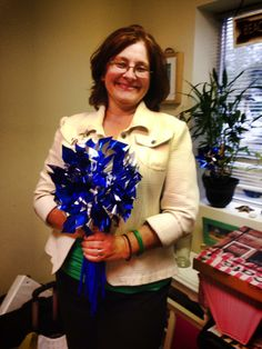 Betty Phelps of CHS #pinwheelsforprevention #fsfapa #fapapapbc #coleenlacosta #dianareese