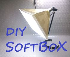 DIY - How to Make Desktop Lamp Softbox! You can make your own softbox light at home, FREE Photography Ideas At Home, Home Studio Photography, Food Photography Props, Photography Lessons, Light Photography, Lightbox For Photography, Softbox Photography, Photography Colleges, Photography Articles