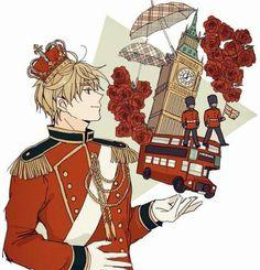 APH England {Arthur Kirkland} - Hetalia