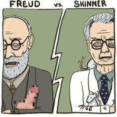 Freud vs. Skinner