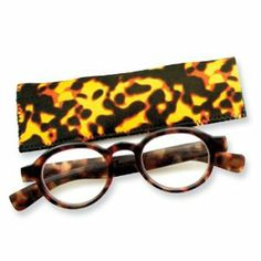56579dc8ddbe Brown Tortoise 2.25 Magnification Reading Glasses Perfect Gift Idea goldia.   35.50