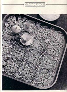 Magic Crochet Issue #2