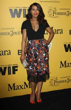 Kerry Washington - Women In Film 2014 Crystal + Lucy Awards