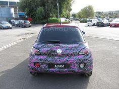 Cars & Life | Cars Fashion Lifestyle Blog: Opel / Vauxhall Adam Real Life Photos
