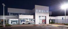 Inaugurado el primer concesionario de Tesla en España.