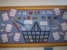 Money display - year 2