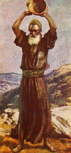prophet jeremiah rembrandt