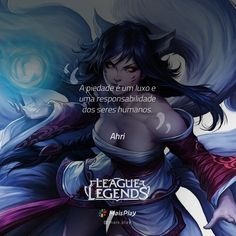 14 Reflective Phrases from League of Legends Characters to Get Inspired Lol League Of Legends, League Of Legends Characters, Legend Quotes, Song Quotes, Leg Of Legend, Death Note, Ahri Lol, Tomb Raider Cosplay, Game Info