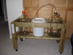homebrew carboy setup - Google Search
