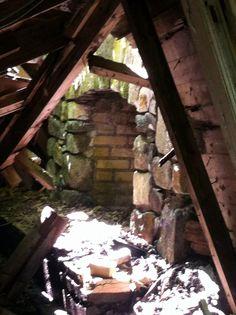 Tahawus NY creepy house abandoned ghost town