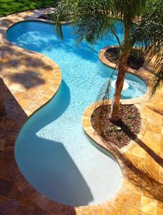 Tropical Pool Design, Pictures, Remodel, Decor and Ideas - page 21