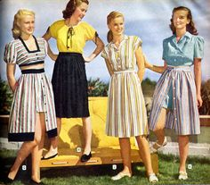 Summer: Style and Pattern Distractions… | Wearing History