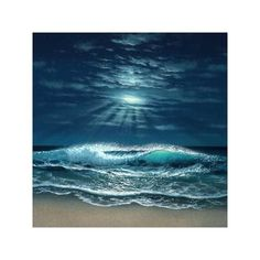 imageGx ❤ liked on Polyvore featuring backgrounds, water, beach, ocean, pictures and effects