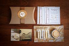 Deluxe Mini Perfume sampler. $34.00, via Etsy.