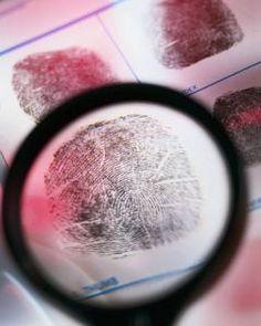 """""""Spy Games for Kids"""" – The Fingerprint Challenge"""