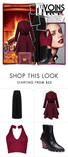 """""""Yoins 9"""" by followme734 ❤ liked on Polyvore featuring Boohoo, Marni, polyvoreeditorial and yoins"""