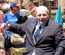 "Vincent Albert ""Buddy"" Cianci, Jr. (born April 30, 1941) served as the mayor of Providence, Rhode Island, from 1975 to 1984 and again from 1991 to 2002. Cianci was the longest-serving mayor of Providence, and one of the longest-serving ""big city"" mayors in United States history, having held office for over 21 years."