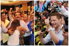 VOLANTAMUSIC: Mauricio Rodas y Jaime Nebot triunfan en Quito y G...