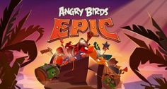 O novo jogo da Rovio, autora da célebre franquia de arremessar pássaros Angry Birds, será um RPG de nome Angry Birds Epic para ios, android e windows phone.