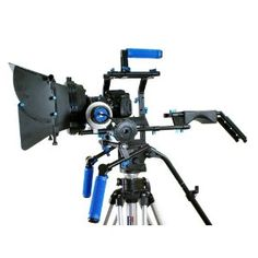 Need for the shoulder mount, follow focus and matte box - many outside scenes need ND filters, and this unit will help there.  Priority: HIGHEST