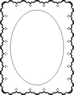 Pergamano šablony - free pattern - Kateřina Horáková - Álbuns da web do Picasa Coloring Sheets, Coloring Pages, Boarders And Frames, Frame Layout, Parchment Cards, Wood Burning Crafts, Drawing Frames, Frame Clipart, Printable Labels