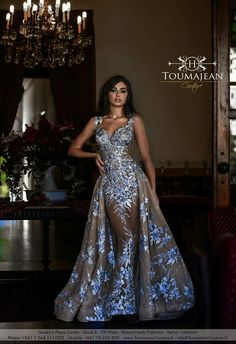 Gala Dresses, Couture Dresses, Lovely Dresses, Beautiful Gowns, Mode Glamour, Gowns Of Elegance, Formal Gowns, Dream Dress, Pretty Outfits