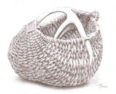 First+Attempt,+Antler+Basket+by+Cathryn+Peters