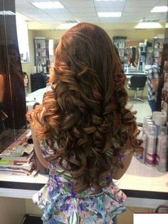 These are some gorgeous curls.  I so need a guy who will grow his hair and let me keep him in curls.