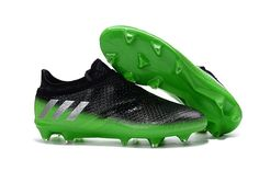 best website 8ba57 5ff04 Adidas Messi 16 PureAgility FG Space Dust Dark Grey Solar Green Silver  Metallic