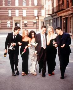 Celebrating 20 Years Of 'Friends' « 1059 SUNNY FM