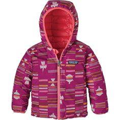 5b811a57 Patagonia Baby Reversible Down Sweater Hoody
