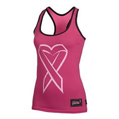 PARTY IN PINK™ LOVE RACERBACK - RASPBERRY