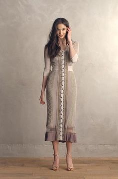 eda knit dress #anthroregistry