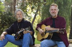 Chris Hillman and Herb Pedersen