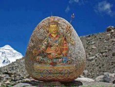 Guru Rinpoche, Tibet