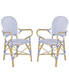 Safavieh Calanthe Arm Chair (Set of 2)