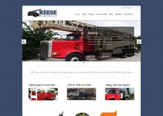 Reese Rig & Tool Co Website Ford F550, Rigs, Trucks, Website, Track, Truck, Cars