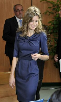 [Código: LETIZIA 0033] Su Alteza Real la Princesa de Asturias Letizia Ortiz