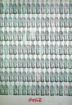 andy warhol coke bottles, for @Brittany Mitchell