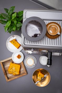 Barista, Breville Espresso, Go For It, Food Photography, Coffee, Easy Starters, Halibut, Piece Of Cakes, Coffee Love