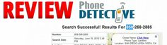 Reverse Phone DETECTIVE Review - http://www.phonesspy.com/reverse-phone-detective-review/