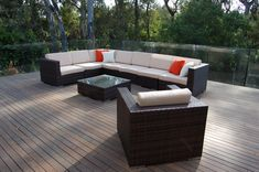 Актуальный экодизайн: необычная плетёная мебель из ротанга поднимет вам настроение!