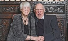 Love at 88 ..'When my wife died, I was lost. I flew around the world for a year. Maureen straightened me up.'