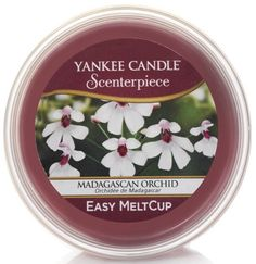 Orchidée de madagascar - Easy MeltCup - Cire parfumée - Yankee Candle - Floral