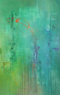 "Saatchi Art Artist Dan Nash Gottfried; Painting, ""'Adaptation' "" #art"