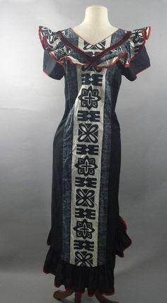 Short Sleeve Long Casual Regular Size Dresses for Women Hawaiian Muumuu, Hawaiian Dresses, Island Wear, Woman Dresses, Dress Patterns, Kimono Top, Sewing, Lady, Floral