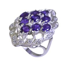 #wine #fresh #nail #noworries #Riyo #jewelry #gems #Handmade #Silver #Ring https://www.etsy.com/ca/shop/RiyoGems