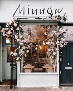 shop fronts 25 of Londons Most Buzz-Worthy Coffee Shops Coffee Shop Design, Cafe Design, Store Design, Shop Front Design, Coffee Shop Interior Design, Design Shop, London Coffee Shop, Best Coffee Shop, Cute Coffee Shop